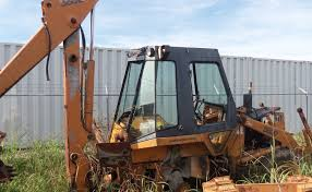 machines for salvage