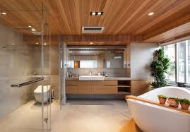 With Its Natural Palette And Organic Elements This Bathroom - Organic bathroom design