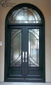 Double Front Entrance Doors by Front Doors Fascinating Arched Double Front Door Best Idea