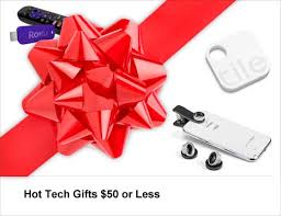 technology gifts shopping simplified 15 tech gifts for 50 and under