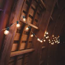 Hanging String Lights by 12 Outdoor String Lights Design Ideas Qatada