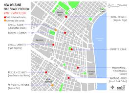 New Orleans Street Map Pdf by Bike Share Preview Event City Of New Orleans