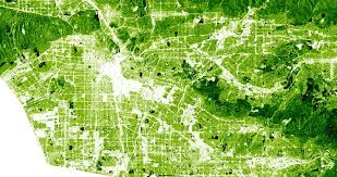 New York vegetaion images Urban remote sensing studies vegetation and population studies jpg