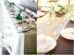 how to make burlap table runners for round tables find this pin and more on wedding ideas burlap table runners how to