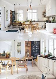 Danish Dining Room Table by Inspiring And Stunning Scandinavian Dining Room Decor Scandi Style