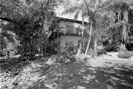 Hemingway House Key West Florida Memory Ernest Hemingway House Museum At 907 Whitehead