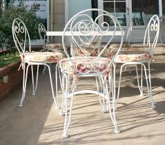 Iron Bistro Chairs French Cafe Chairs Metal Bistro Chairs Patio Chairs