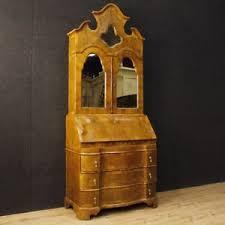 credenza antica ebay trumeau mobile scrittoio ribalta legno secretaire veneto credenza