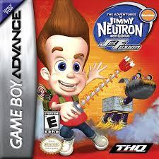 play adventures jimmy neutron boy genius jet fusion