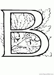 lettre de l alphabet a colorier az coloriage