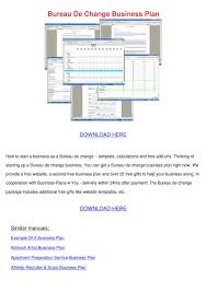 plan bureau bureau de change business plan by wan hoovler issuu acupuncture