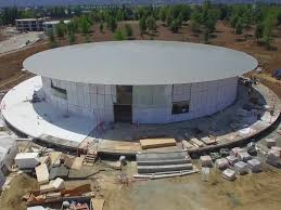 check out apple u0027s new 5 billion campus u2014 employees have started