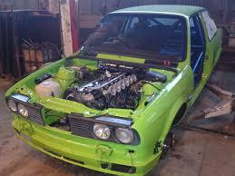 bmw e30 rally car e30 rally car project