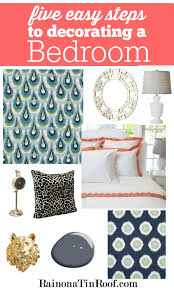 Decorating A Bedroom by How To Decorate A Bedroom In 5 Easy Steps