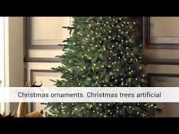 tree artificial 6 6 half evergreen best pine trees with