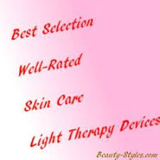 best handheld led light therapy device led light therapy for skin care
