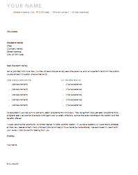 cover letter with salary expectations template