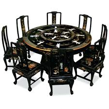 Oriental Chairs Articles With Gothic Dining Room Set Tag Cool Gothic Dining Table