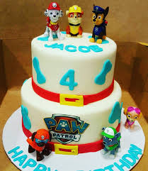 paw patrol custom birthday cake custom created cakes by brandi