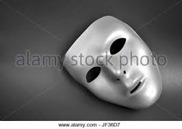silver mask venetian carnival disguise with a black and silver mask black plumes