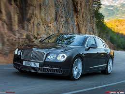 2009 bentley flying spur 2014 bentley continental flying spur edit now unveiled team bhp