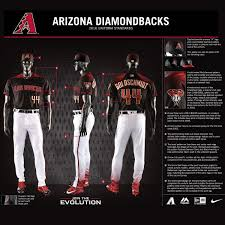 heritage uniforms and jerseys 2016 arizona diamondbacks new uniforms on behance