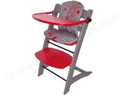 chaise volutive badabulle chaise haute évolutive badabulle b010008 et taupe pas cher