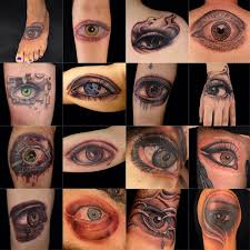 ink master on what was your favorite eyeball last
