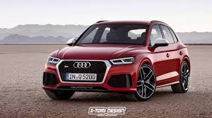 porsche engine 2018 audi rs q5 powered by 2 9l twin turbo porsche engine rendered