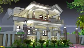 Delightful House Design in India