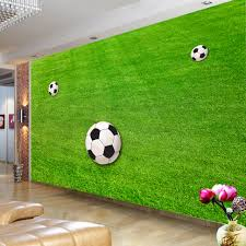 aliexpress com buy custom 3d sports theme photo wallpaper