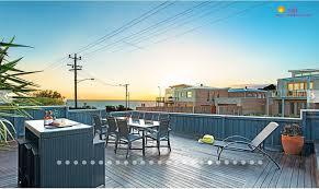 ultimate spa pool beach house holiday house mornington mornington