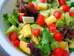 Garden Salad Ideas Garden Vegetables For A Garden Salad Baby Zucchini Summer Salad