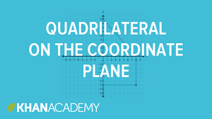 quadrilateral on the coordinate plane geometry 6th grade