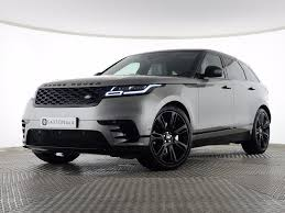 land rover velar for sale used land rover range rover velar 3 0 d300 r dynamic hse station