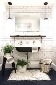 subway tile in bathroom ideas best 25 subway tile bathrooms ideas only on pinterest tiled in