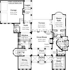 31 best courtyard house plan images on pinterest courtyard house