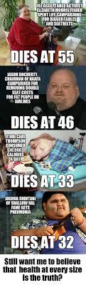 Fat People Meme - fat acceptance makes people fatter bullshido