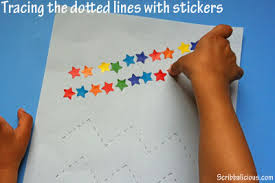 fun tracing activity free preschool tracing lines worksheets