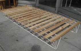 Platform Beds Twin by Inexpensive Metal Platform Bed Frame Twin Bedroom Ideas