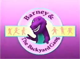 barney u0026 the backyard gang custom barney wiki fandom powered