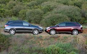 toyota 4runner vs lexus rx 350 2007 hyundai verzcruz vs 2008 lexus rx350 to truck