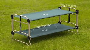 Bunk Cot Bed Disc O Bed Portable Bunk Bed Only 299 Shipped Was 320