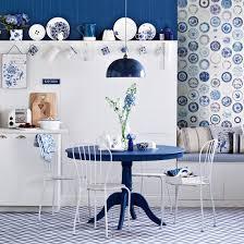 Blue Kitchen Decorating Ideas Inspiring Blue Kitchen Décor Ideas Homesfeed