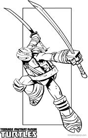 pin laura prins ninja turtle knutselen kleuren