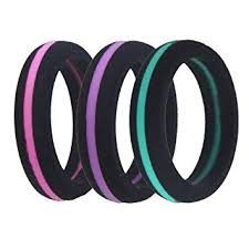 durable wedding bands s silicone wedding band safe and durable