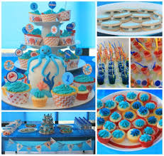 the sea party ideas that party birthday invitations and party decorations