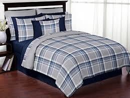 masculine bedding amazon com
