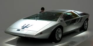 maserati hypercar concept flashback 1972 maserati boomerang was production ready