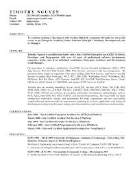 Standard Resume Template Java Developer Resume Template 14 Free Samples Exa Peppapp